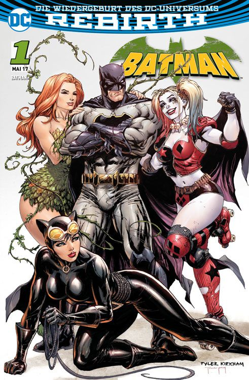 Batman 1 Variant B