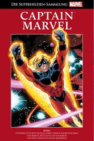 Die Marvel Superhelden Sammlung 25: Captain Marvel