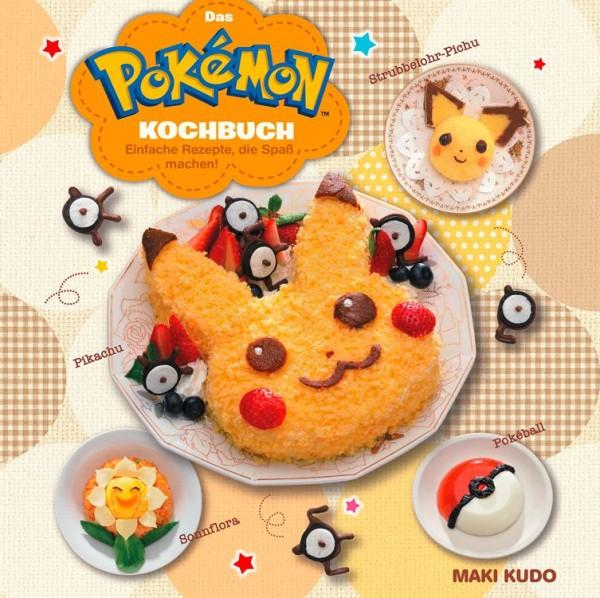 Pokémon: Das offizielle Kochbuch - Koch sie dir alle