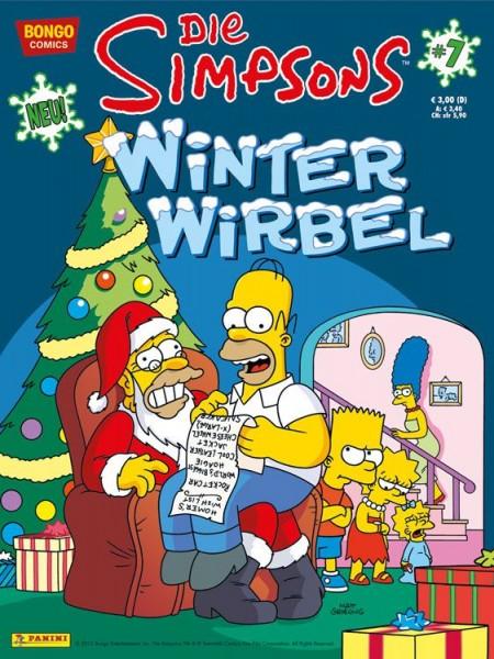 Simpsons: Winter-Wirbel 7