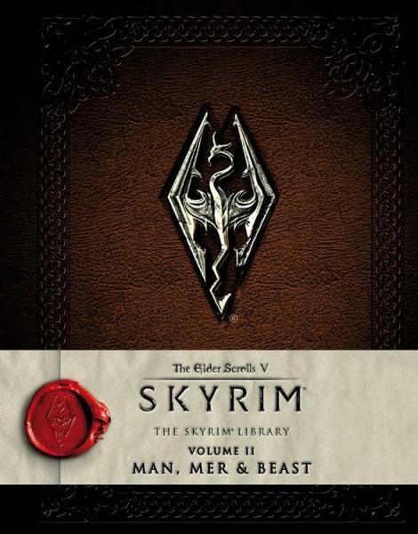 The Elder Scrolls - Die Skyrim-Bibliothek 2 - Menschen, Mer und Monster