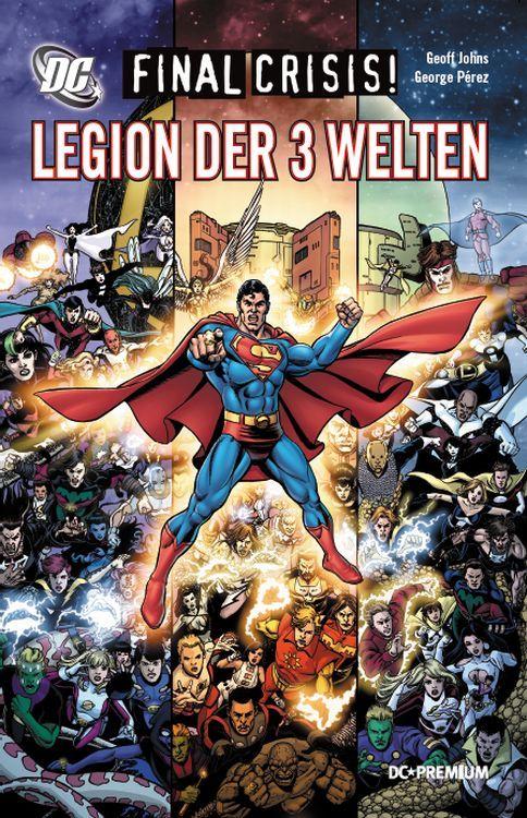DC Premium 64: Legion der drei Welten