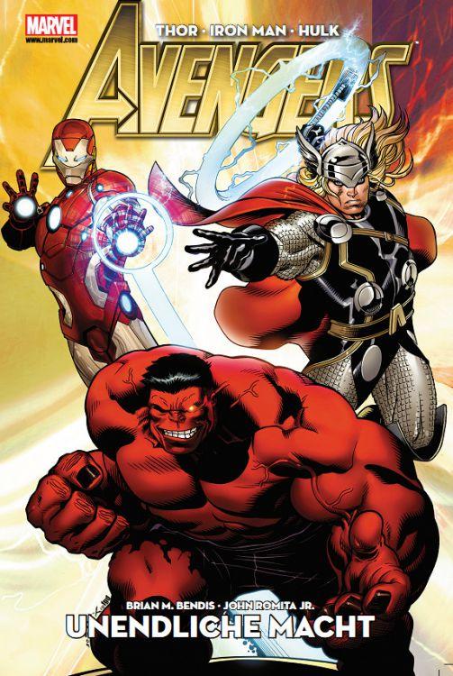 Avengers 2: Unendliche Macht
