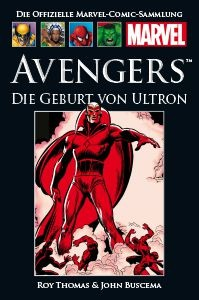 Hachette Marvel Collection 62: Avengers - Die Geburt von Ultron