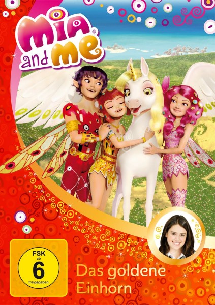Mia and Me: Staffel 1: Vol. 3: Das goldene Einhorn