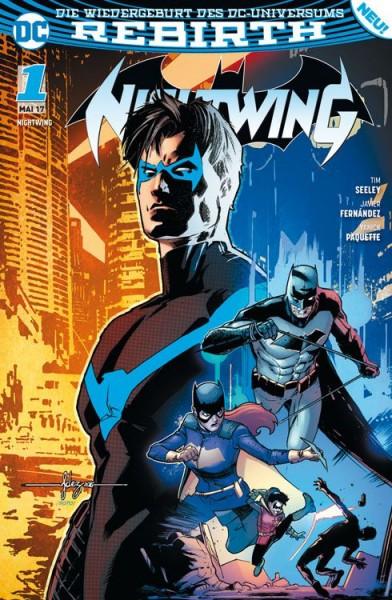 Nightwing 1: Besser als Batman