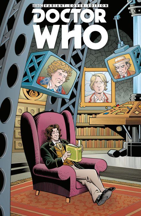 Doctor Who: Gefangene der Zeit 2 Variant