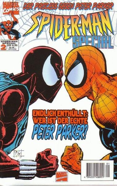 Spider-Man Special 2 - Der Prozess gegen Peter Parker