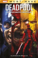 Marvel Must-Have: Deadpool killt das Marvel-Universum Cover