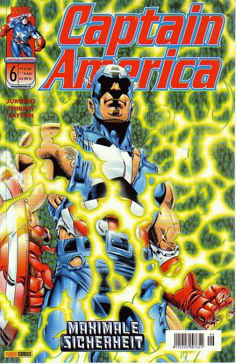 Captain America 6 (2001): Maximale...
