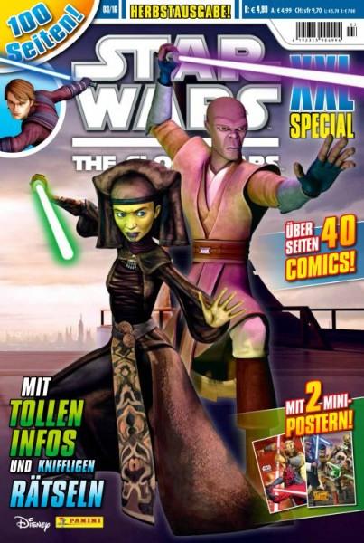 Star Wars - The Clone Wars XXl Special 03/16