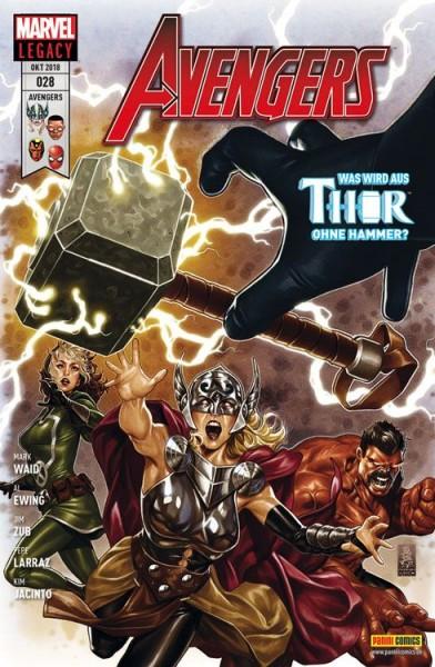 Avengers 28 (2016)