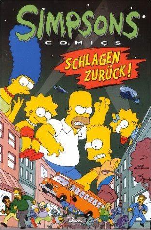 Simpsons Sonderband 4: Schlagen zurück!