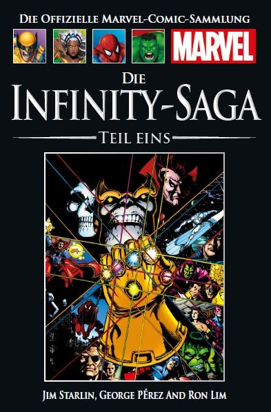 Hachette Marvel Collection 172: Die Infinity-Saga 1, Teil I