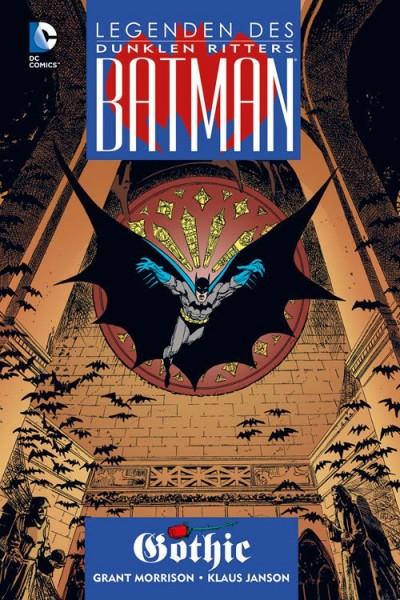 Batman: Legenden des Dunklen Ritters - Gothic Comic Salon Erlangen