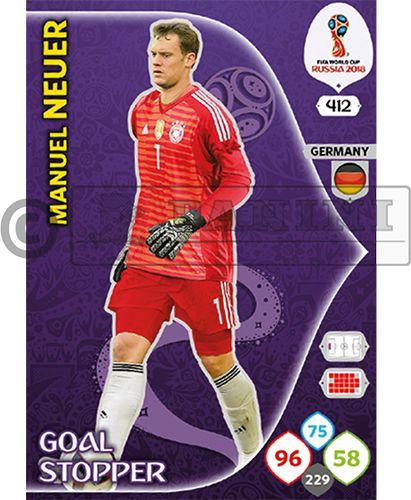 Panini Adrenalyn XL World Cup 2018 Russia WM Limited Edition Manuel Neuer Sammeln & Seltenes