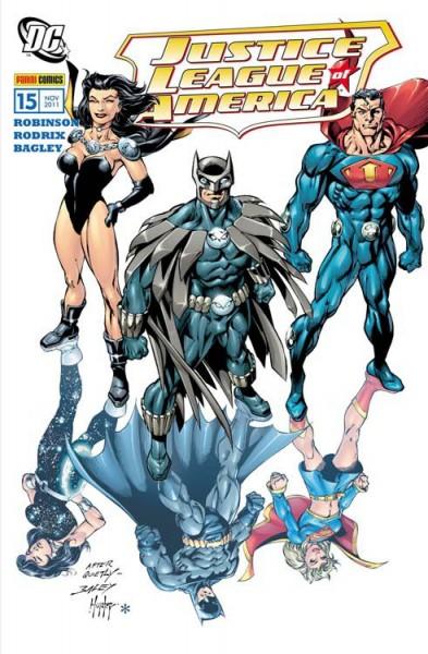 Justice League 15: Omega