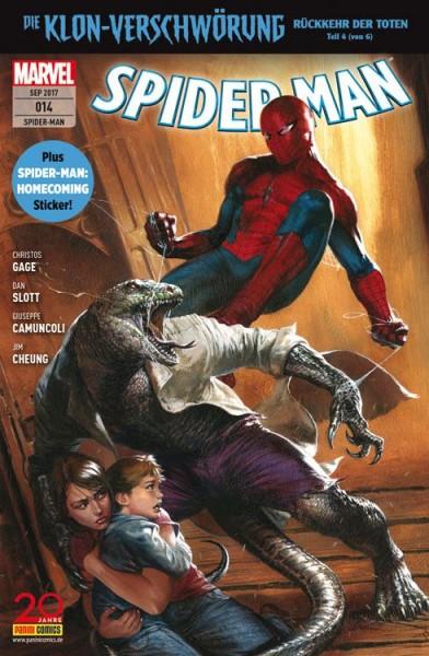 Spider-Man 14 (2016): Die Klon-Verschwörung - Rückkehr der Toten 4