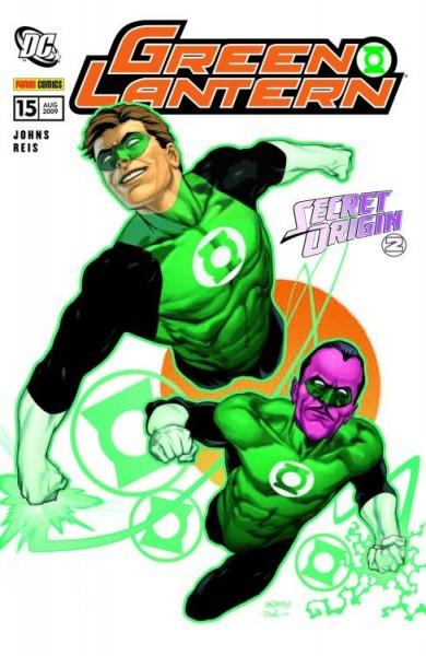 Green Lantern Sonderband 15: Secret Origin 2