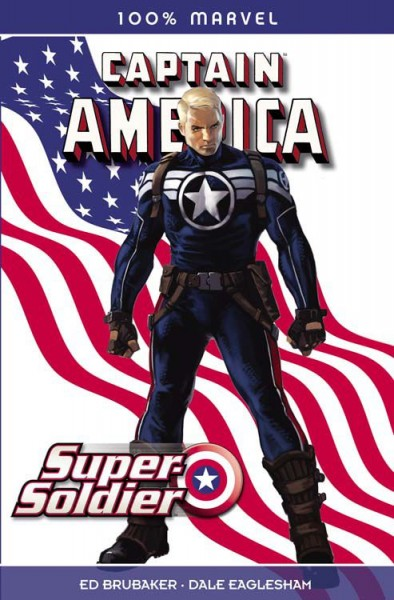 100% Marvel 57: Captain America - Super-Soldier