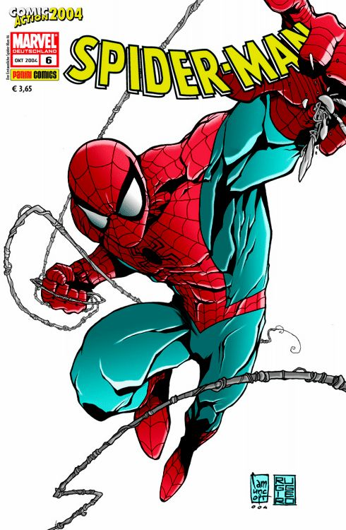 Spider-Man 6 Variant