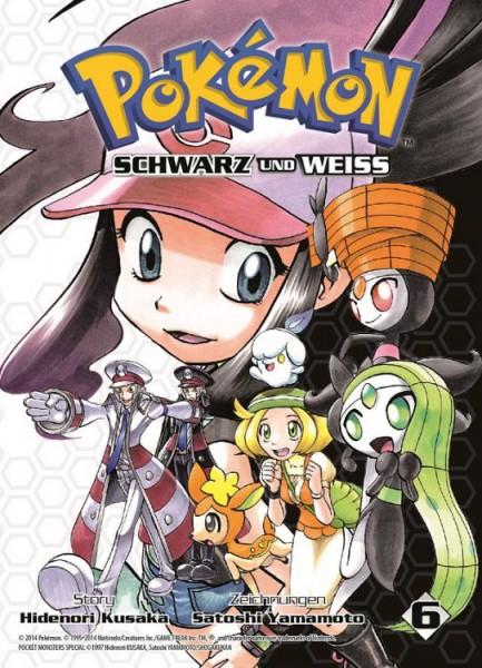 Pokémon - Schwarz und Weiss 6