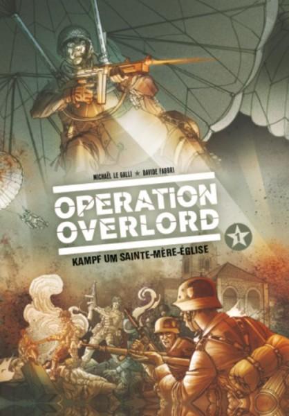 Operation Overlord 1: Kampf Um Sainte-Mère-Église