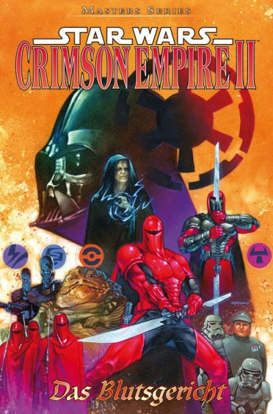 Star Wars: Masters Series 4 - Crimson Empire II
