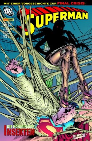 Superman Sonderband 31: Die Königin der Insekten
