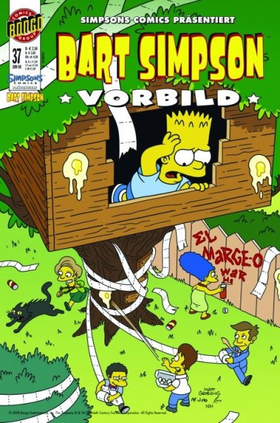 Bart Simpson Comics 37