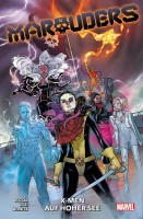 Marauders 1 Cover