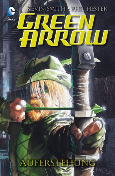 Green Arrow: Auferstehung