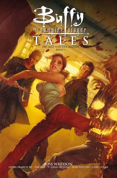 Buffy the Vampire Slayer Tales: Die Sage von der Jägerin 1