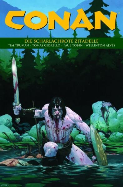 Conan 18: Die scharlachrote Zitadelle