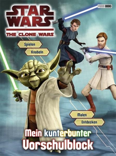 Star Wars: The Clone Wars - Vorschulblock