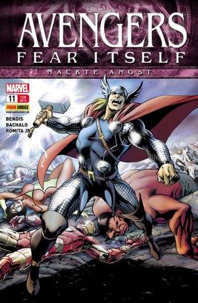 Avengers 11 (2011)