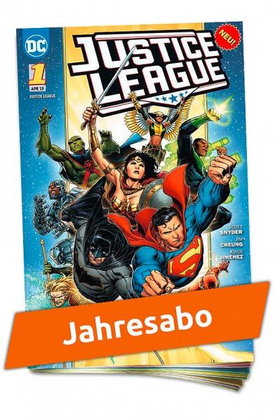 Jahresabo - Justice League Heft