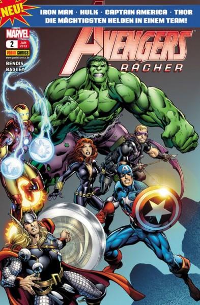 Avengers: Die Rächer 2