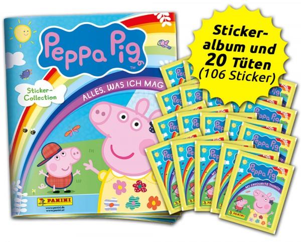 """Peppa Pig """"Alles, was ich mag"""" Sammelbundle"""
