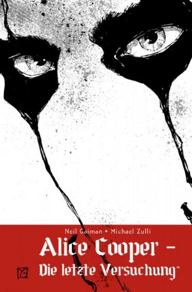 Neil Gaiman Bibliothek: Alice Cooper - Die letzte Versuchung
