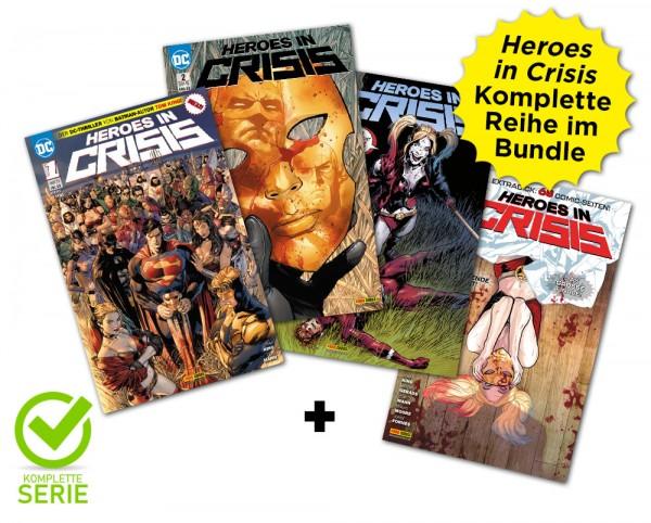 Heroes in Crisis Komplett-Bundle