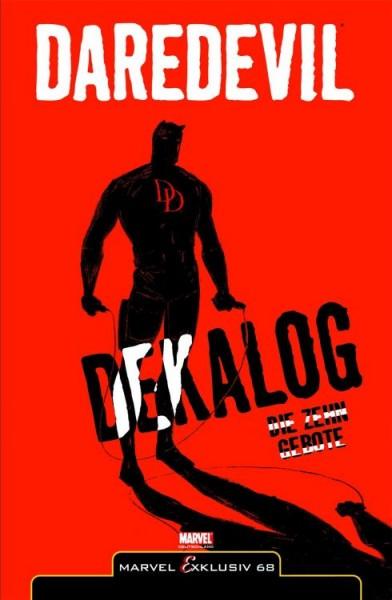 Marvel Exklusiv 68: Daredevil - Dekalog