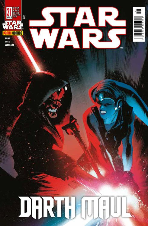 Star Wars 31 - Darth Maul 3 & 4 -...