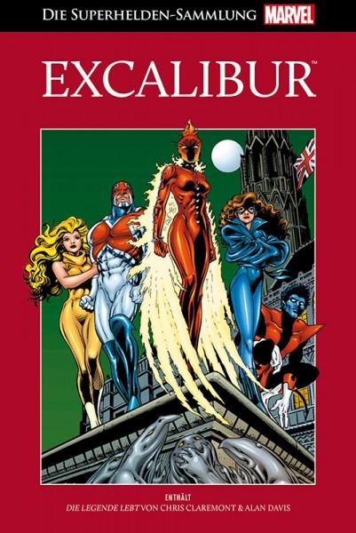 Die Marvel Superhelden Sammlung Band 76: Excalibur