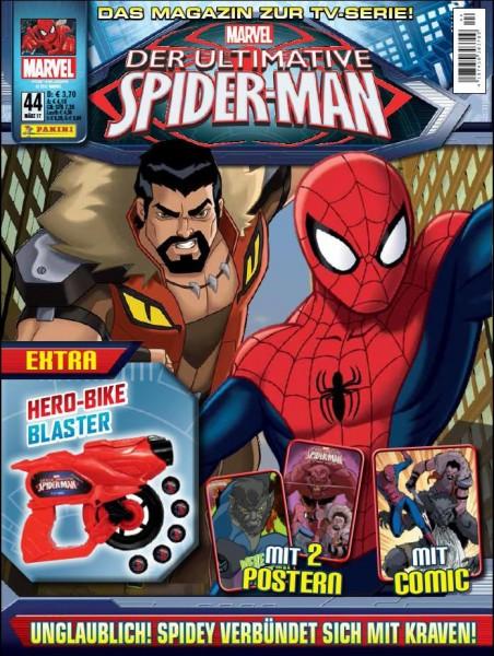 Der ultimative Spider-Man - Magazin 44