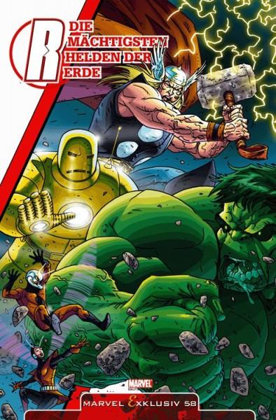 Marvel Exklusiv 58: Die Mächtigsten Helden der Erde 1