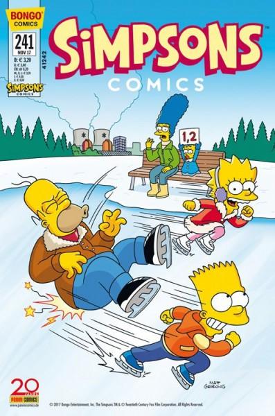 Simpsons Comics 241