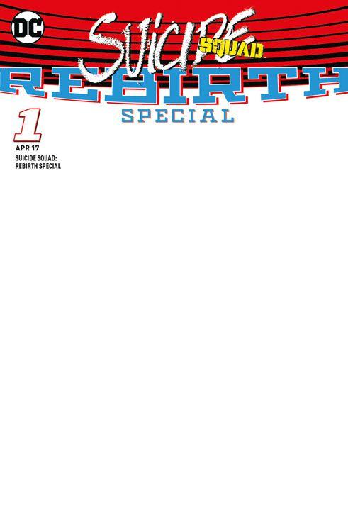 Suicide Squad: Rebirth Special...