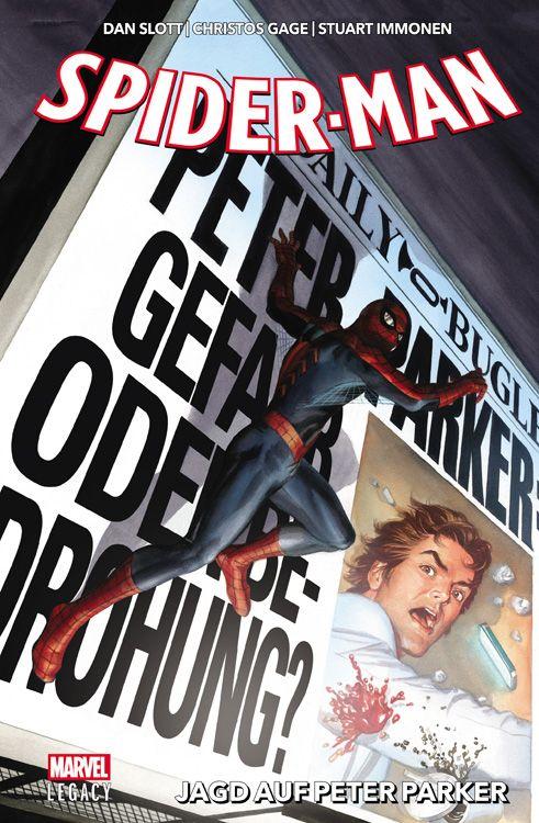 Marvel Legacy: Spider-Man 1 - Jagd...
