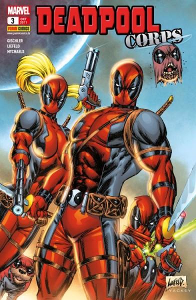 Deadpool Sonderband 3: Deadpool Corps 2